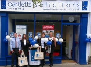 The Bartletts Solicitors Team